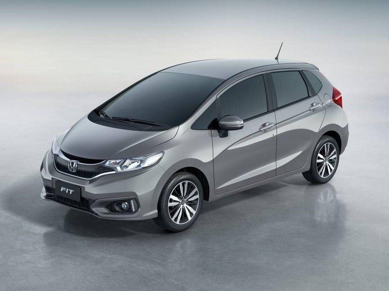 Honda Fit 2020 New Concept Carros