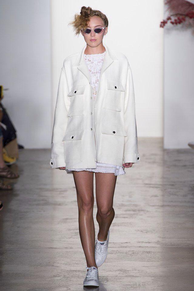 Adam Selman - Spring 2017 Ready-to-Wear