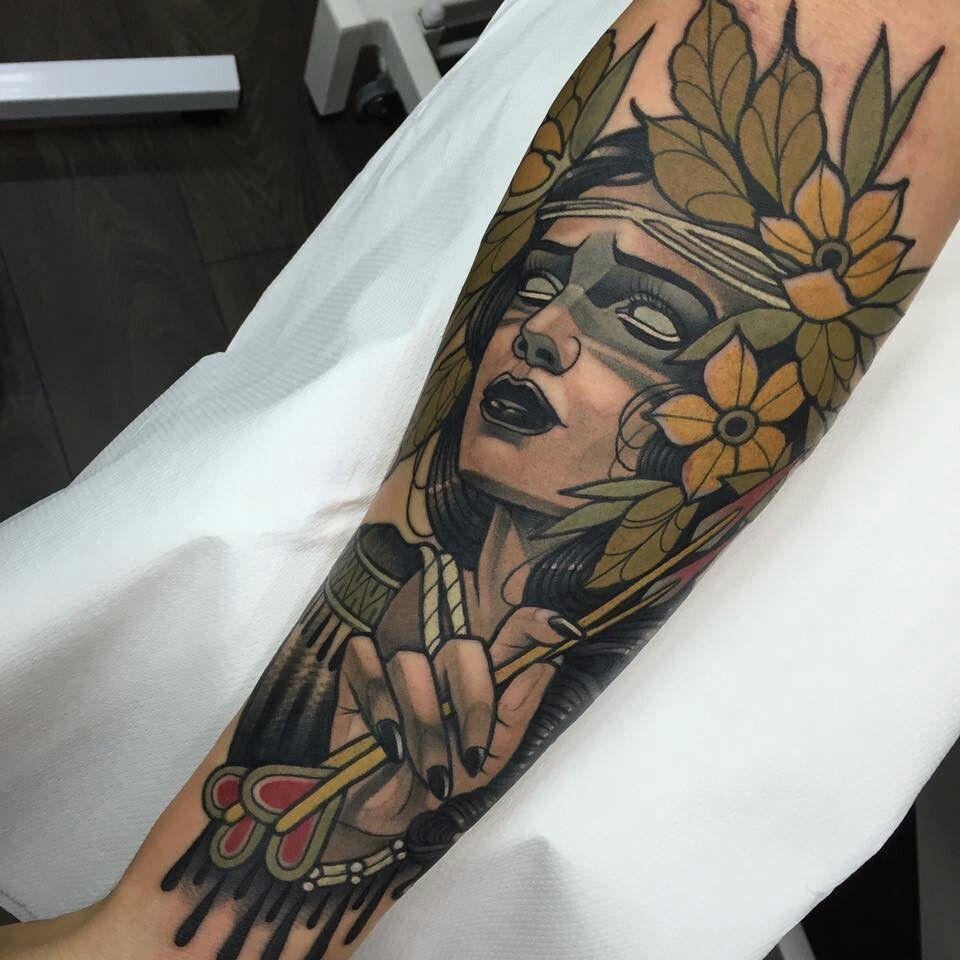 Tattoostraditional On Pinterest: Pinterest : @ вσηνtα ☪