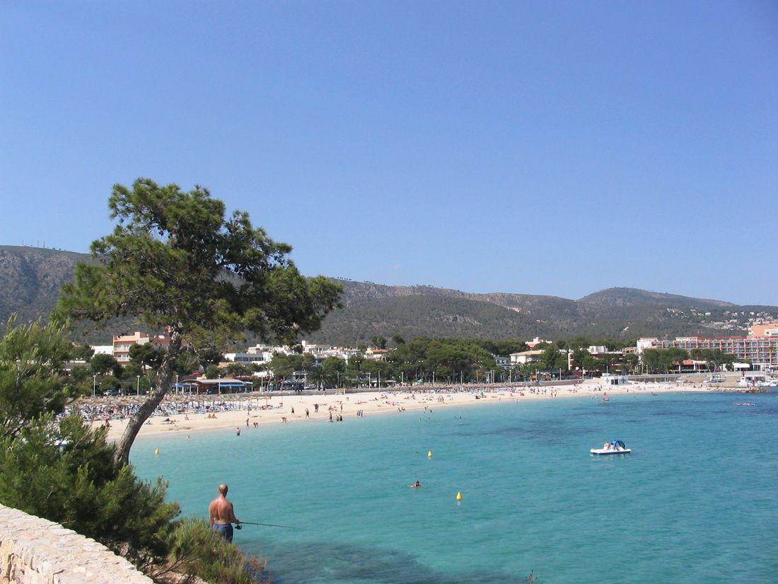 Palma Nova, Majorca, Spain. Had some nice holidays here