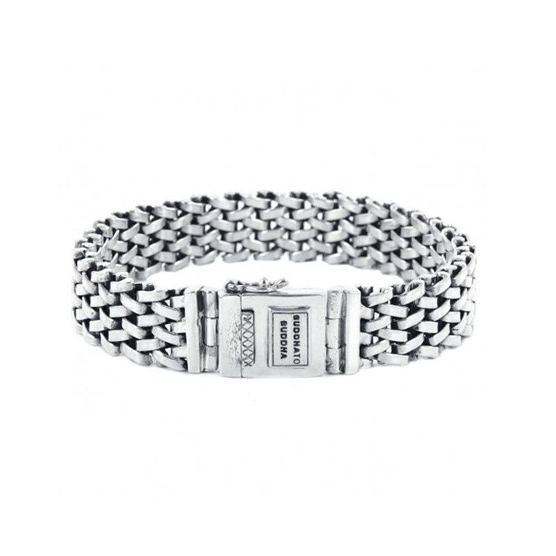 b6aee3ec0b9a16 Label Aware - 009 Anastasia   Buddha to Buddha   925 sterling silver  bracelet, $525.00