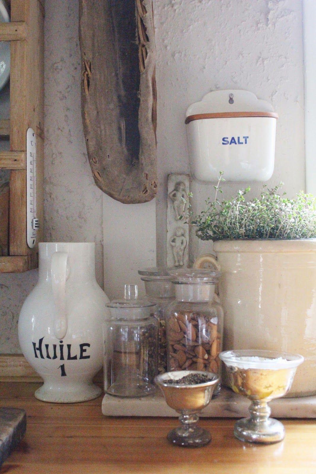 K&Co. Antiques´s blog.: Sommerhus indretning med Franske ...