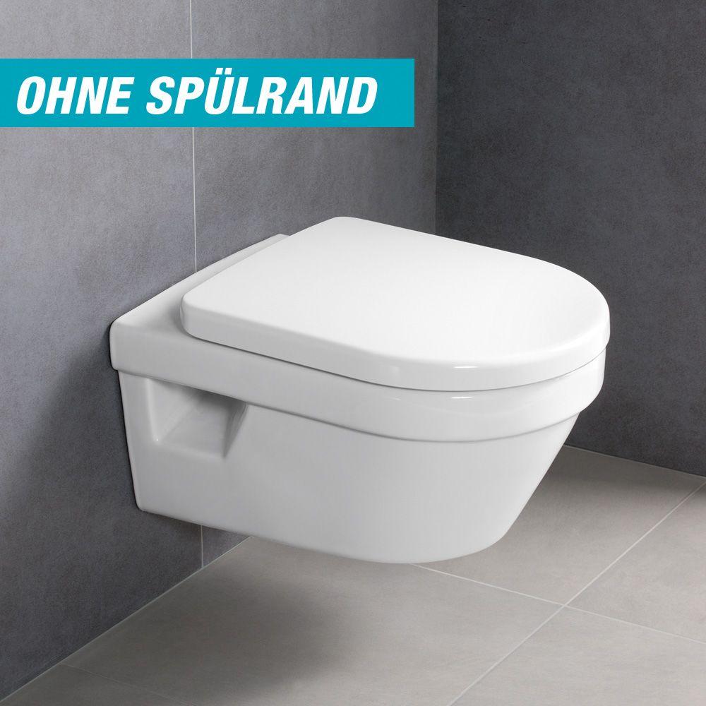 Top Villeroy & Boch Omnia architectura Wandtiefspül-WC DirectFlush  YI55