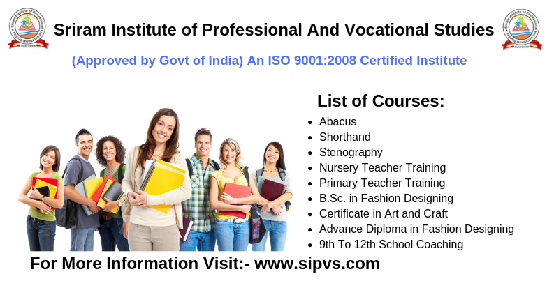 Best institute for Stenography in Rohini, Delhi Sivps