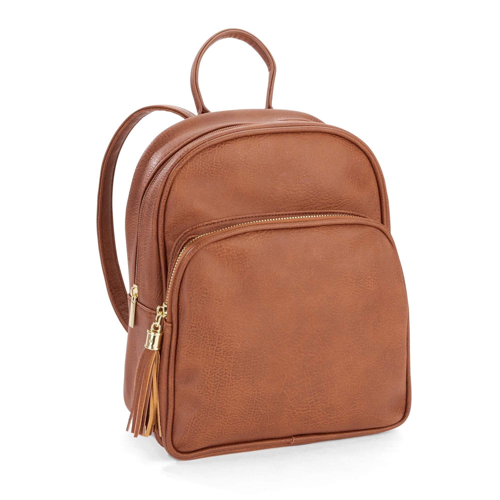 fdfa0a9a8e68 No Boundaries Women s Mini Backpack - Walmart.com