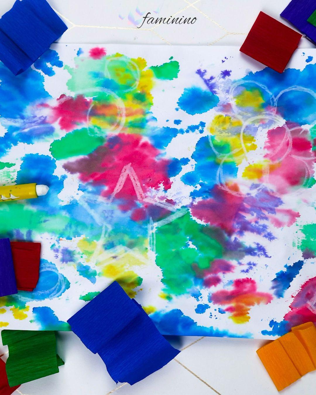 Photo of Kreative Ideen mit Krepppapier – Basteln mit Krepp