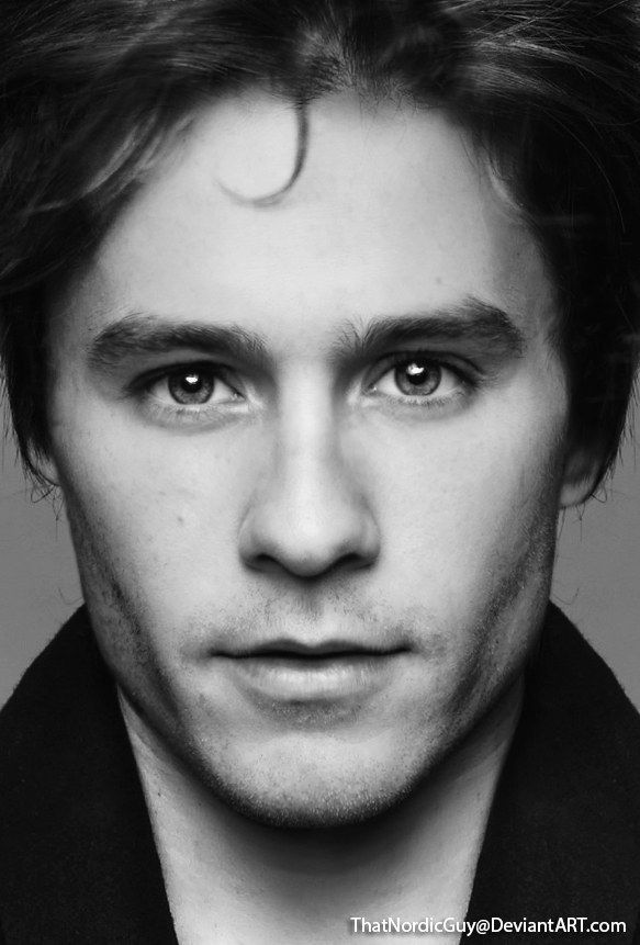 Jared Leto / Heath Ledger   18 Celebrities Morphed Into Stunningly Perfect People