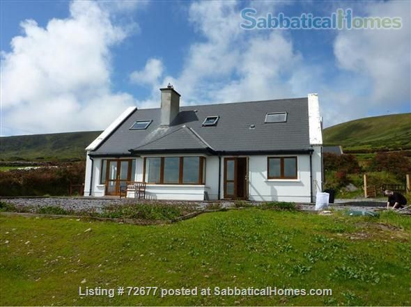 SabbaticalHomes Home for Rent Ventry Ireland Spacious house in