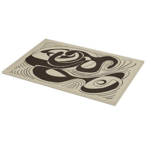 strum'um dix cutting board