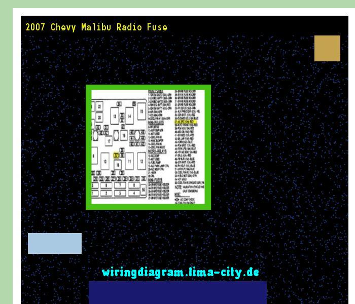 2007 Chevy Malibu Radio Fuse Wiring Diagram 175951 Amazing Wiring Diagram Collection Chevy Malibu Malibu Radio