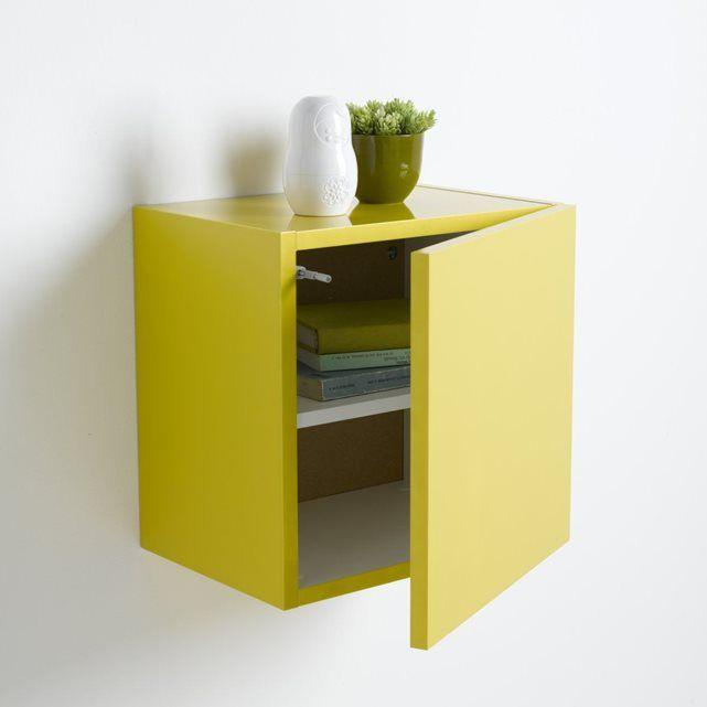 cube de rangement mural high gloss newark cubes de. Black Bedroom Furniture Sets. Home Design Ideas