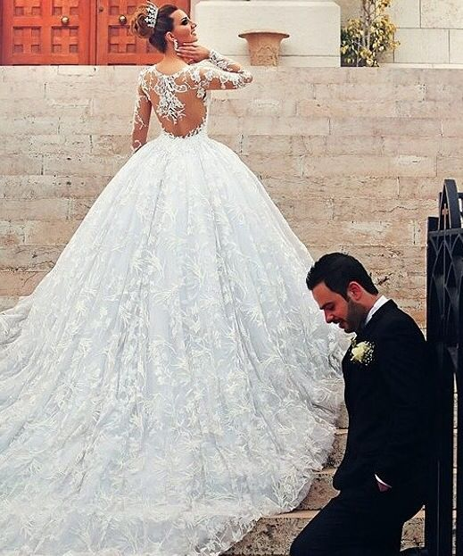 Walid Shehab Haute Couture...absolutely stunning!