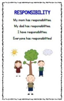 Homework helps responsibility