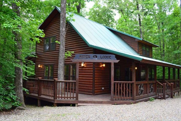 Heartpine Hollow Cabins Is A Small Family Owned Company That Rests In The Heart Of Southeast Oklahoma S Beavers Bend Area Cabin Oklahoma Cabins Aspen Lodge