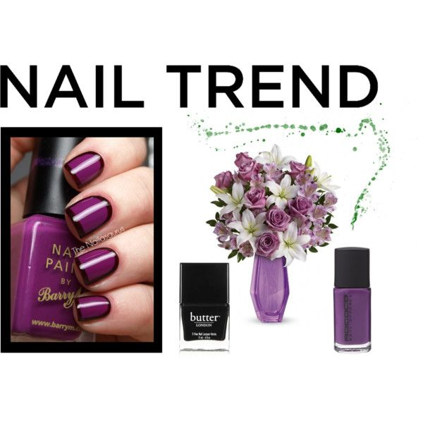 """""""NAIL TREND"""" by akakiosa on Polyvore"""
