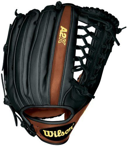 Wilson Prostock A2k Kp92 Outfielder S Right Hand Throw Baseball Glove By Wilson 225 00 The A2k Has Been Furth Baseball Glove The Outfield Baseball Equipment