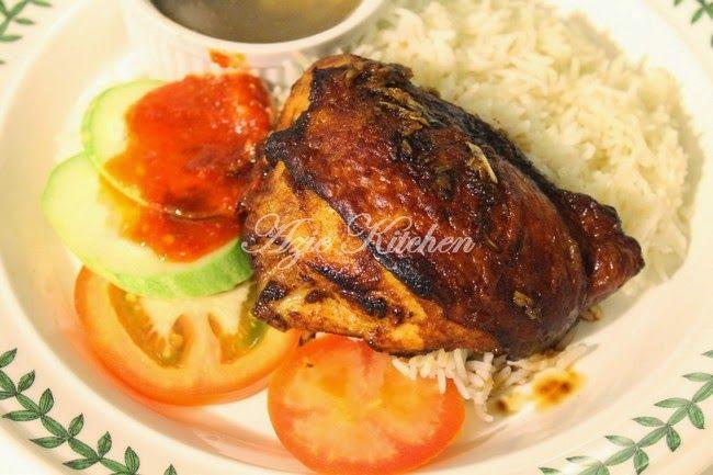Nasi Ayam Resepi Turun Temurun Yang Sangat Sedap Nasi