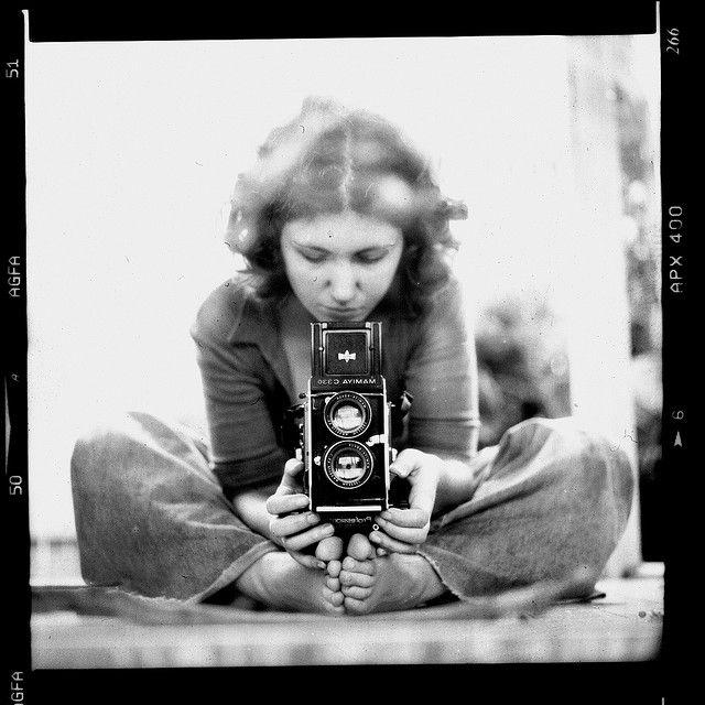 Mamiya c330 TLR…one of my favorite medium format film cameras!
