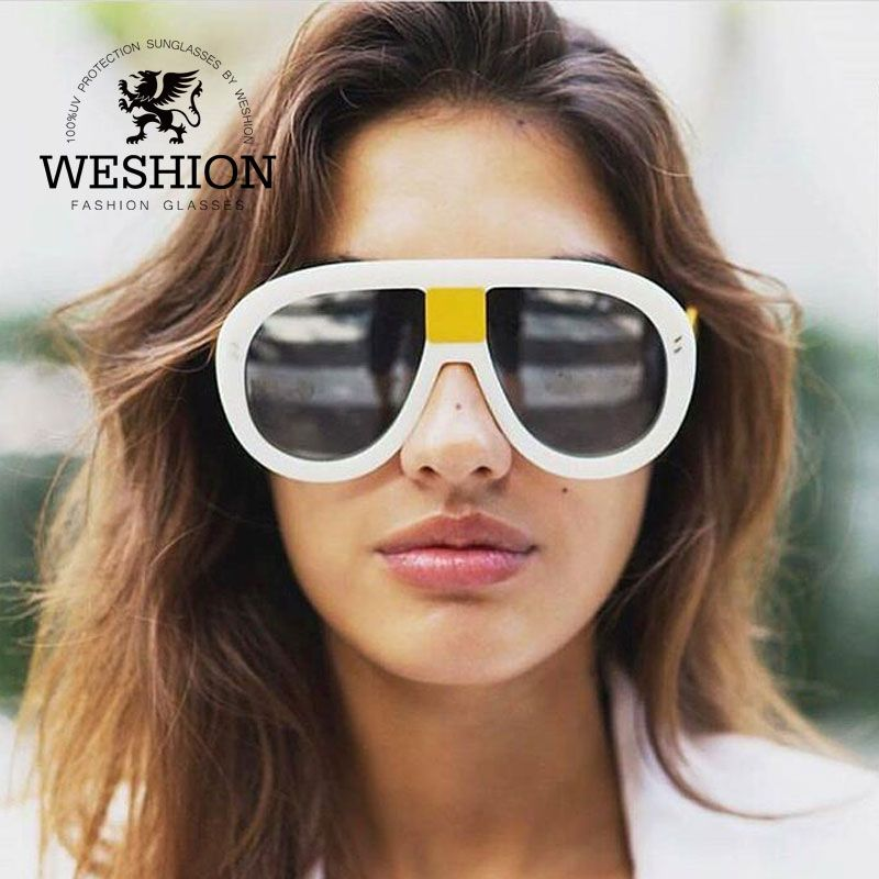 b75b5ae111d08 Weshion unique men women goggles plus size sunglasses retro classic jpg  800x800 Oculos de sol plus