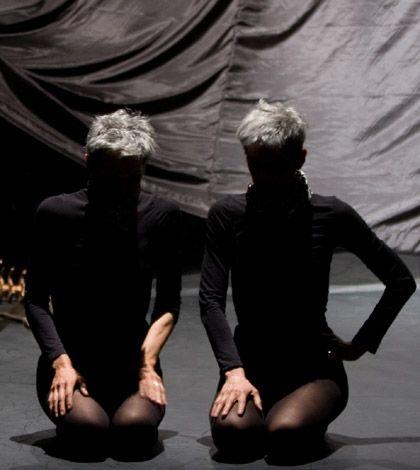 La simultaneità selvatica in due corpi, due voci e un solo respiro