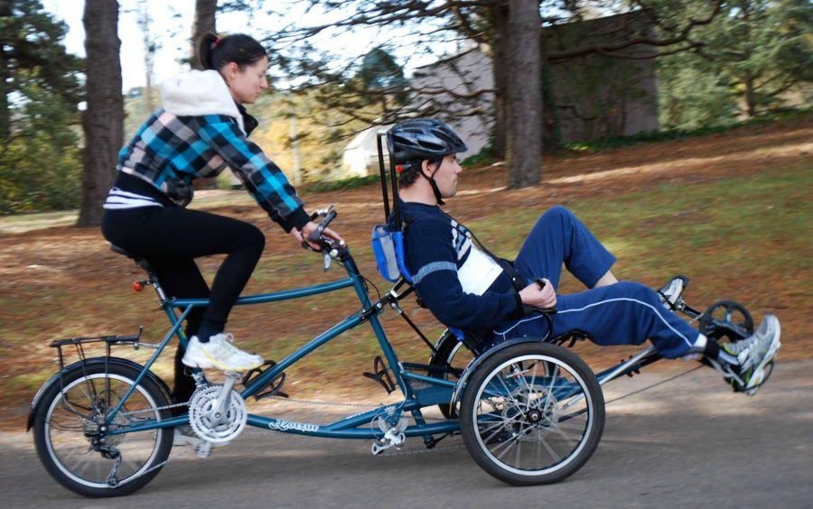 Bike Sales Gundaroo Kotzur Cycle Designs 4 Wheel Bicycle Bike Trike