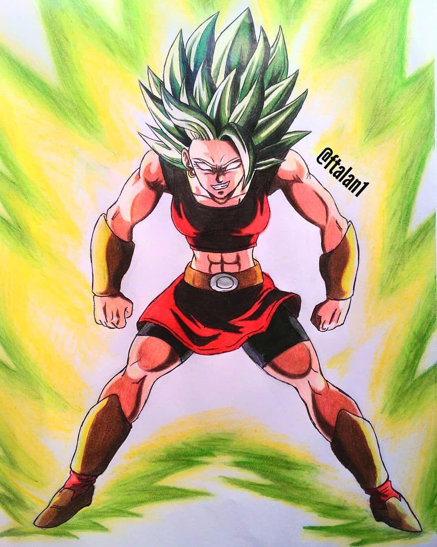 Kale Ssj Goku Dbs Dbz Dragonball Dragonballsuper Dragonballz Vegeta Gohan Freezer Ultrainstinct Migattenogokui Vegetto Gogeta Kale Caulifla Ke