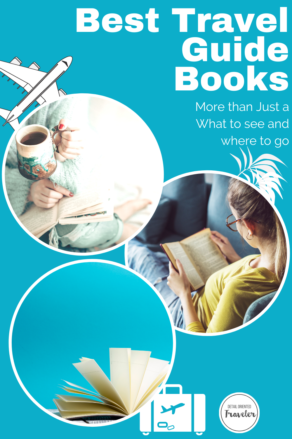 Travel Guide Books That Are More Than A Guide Book Detail Oriented Traveler In 2020 Travel Guide Book Travel Guide Travel Bookshelf
