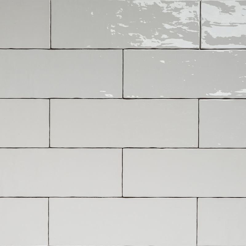 Yorkshire 3 X 12 White Glossy Finish Handmade Effect Wall Tile On Sale 4 98 Sq Ft Handmade Subway Tile Wall Tiles Shower Tile