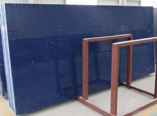 Blue Quartz Counter Crystal Blue Quartz Stone Countertop