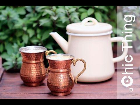 قناة على اليوتيوب تهتم بالمرأة العصرية أشياء أنيقة من أزياء وجمال وطبخ Foreign Food Slush Syrup Tea Pots
