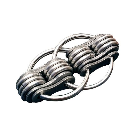Fid Toy Stress Toy Steel Roller Chain Make My Day