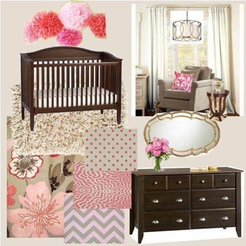 baby girl #nursery #moodboard | Future babies | Pinterest ...
