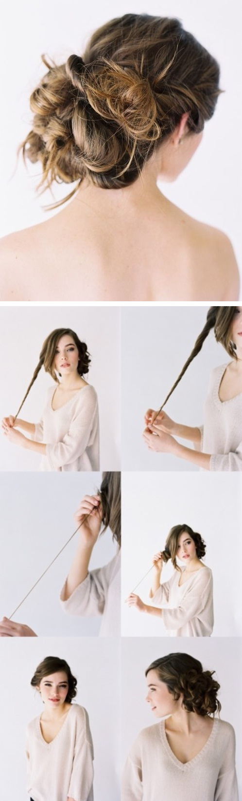Such a cool tutorial!   Beauty Tips and Hair Ideas   Pinterest ...