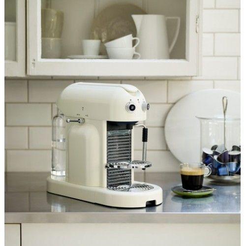 Magimix 11330 Nespresso Maestria Coffee Maker Cream