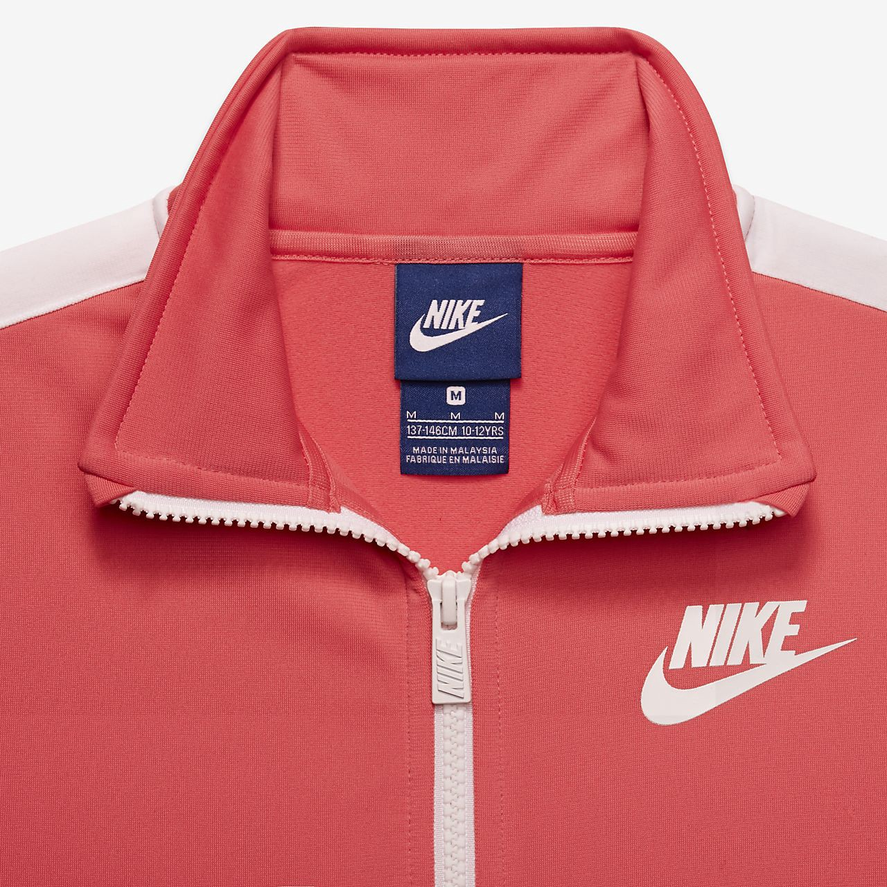 Nike Sportswear Warm-Up Big Kids  (Girls ) Track Suit - Xs (7 ... 2477cf846