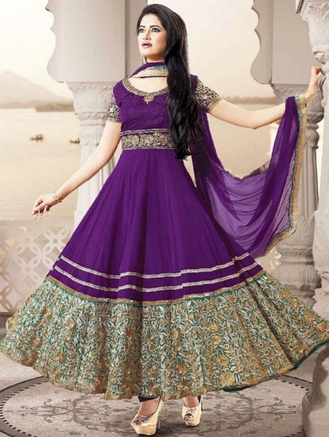 Fancy Eid dresses 2017 for girls | allfashionhug,com | Pinterest