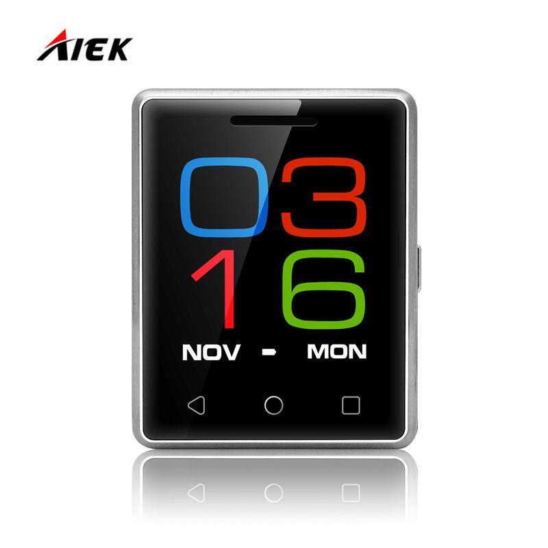 "Original Mini Phone Vphone S8 Mobile Phone MTK2502 1.54"" 2.5D Touch Screen Bluetooth 4.0 380mAh Pocket Phone AIEK S8 M5 E1 C6 M8 #Affiliate"