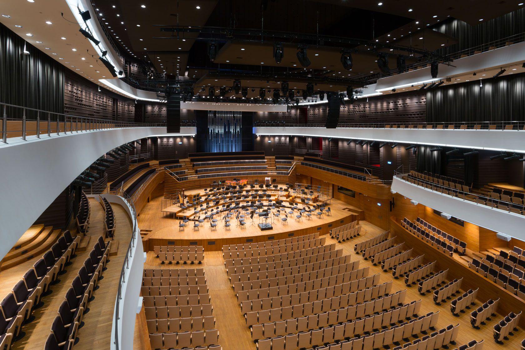 Narodowe Forum Muzyki Wroclaw Breslau