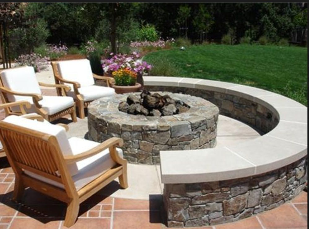 best 25 stone fire pits ideas on pinterest fire pit base how to build fire pit with stone. Black Bedroom Furniture Sets. Home Design Ideas