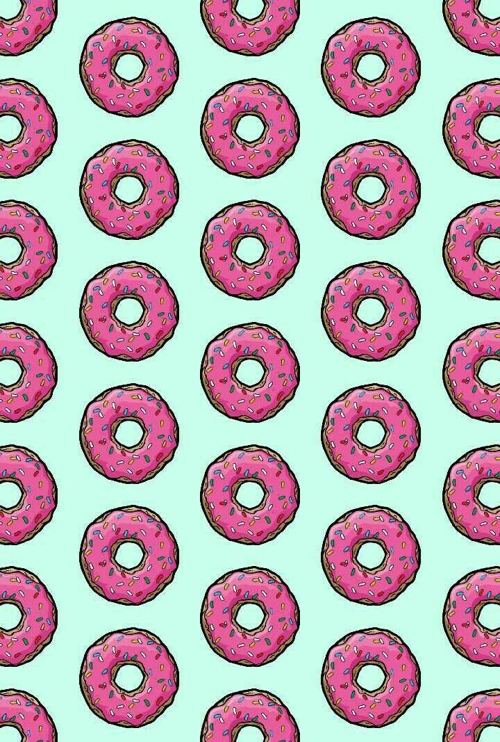 Donut wallpaper