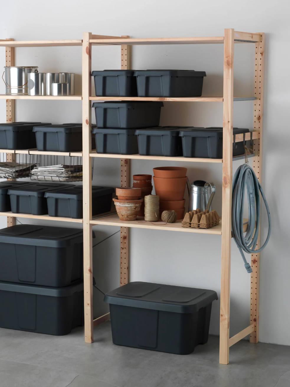 What To Do In The Garden In February Garage Storage Bins Ikea Deck Furniture