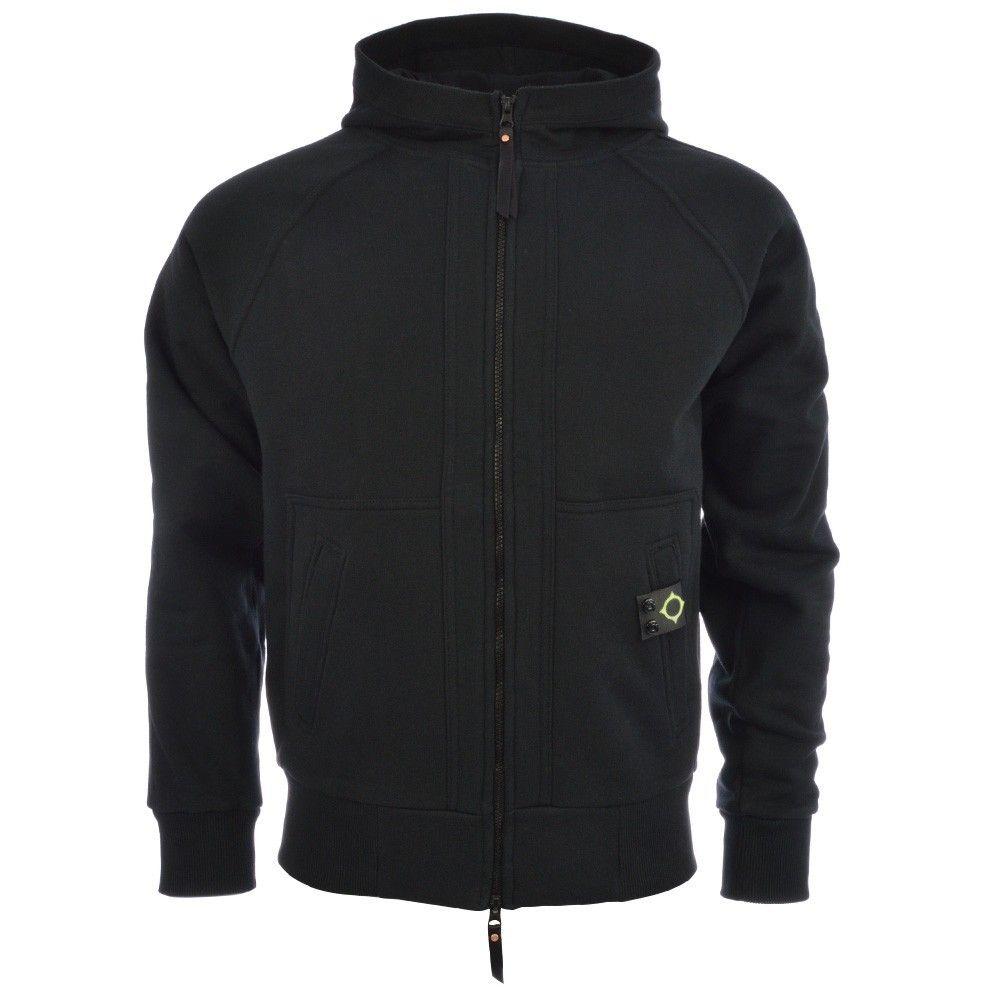 Mastrum hooded sweat   hoodie in black   EQVVS