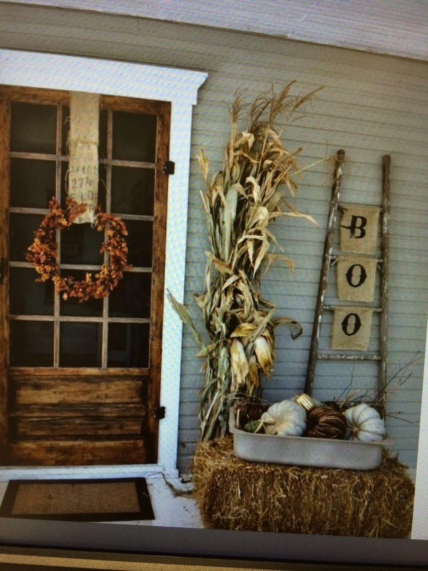 Front door fall pinterest front doors doors and porch