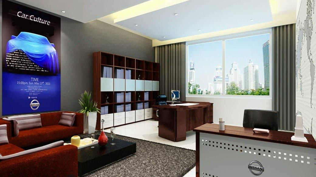 Manager office design fabulous terrific room design ideas for Interior design assistant jobs london
