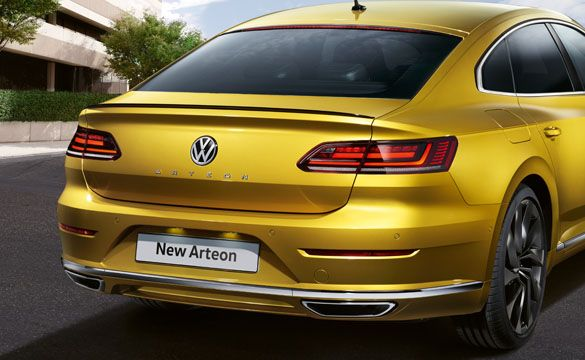 The New Vw Arteon Is Now Ready For Orders In Uk Image Source Www