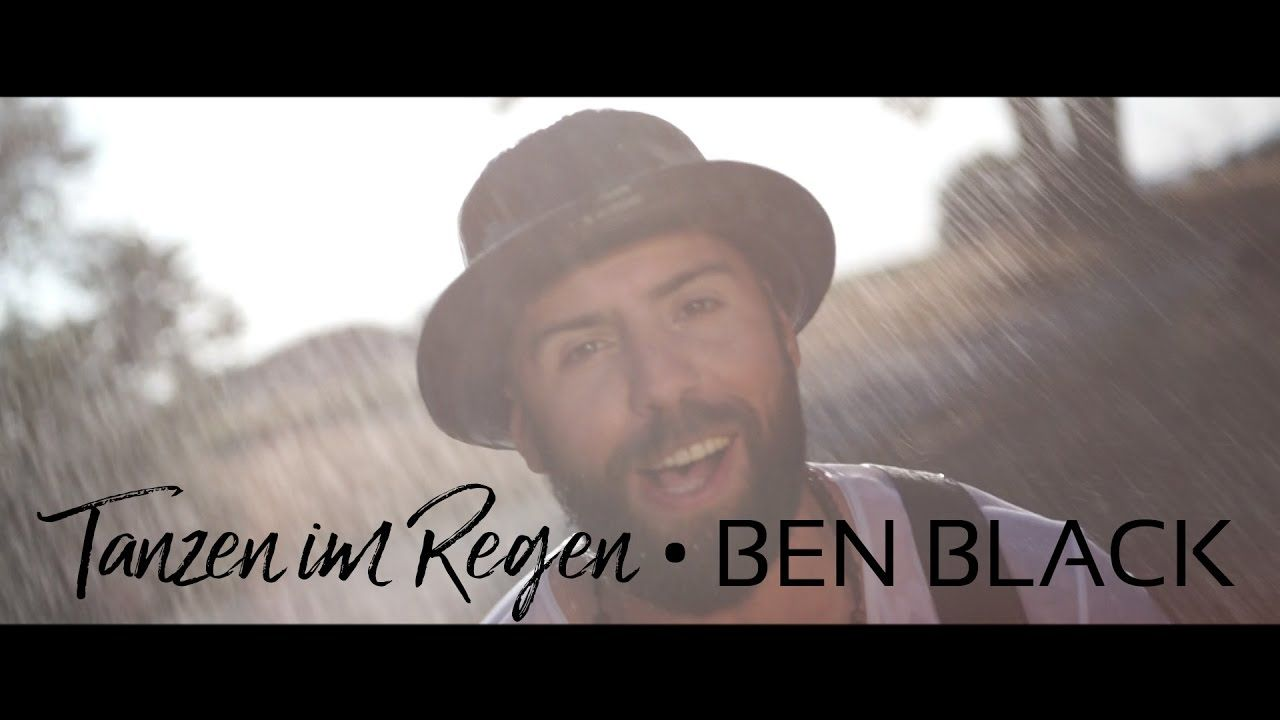 Ben Black - Tanzen Im Regen  -  Offizielles Video - YouTube