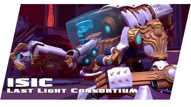 ISIC (LLC) » Battleborn Character Profile
