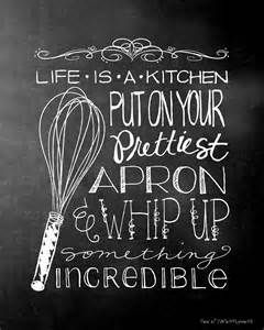 Kitchen Quotes and Poems - Bing Images