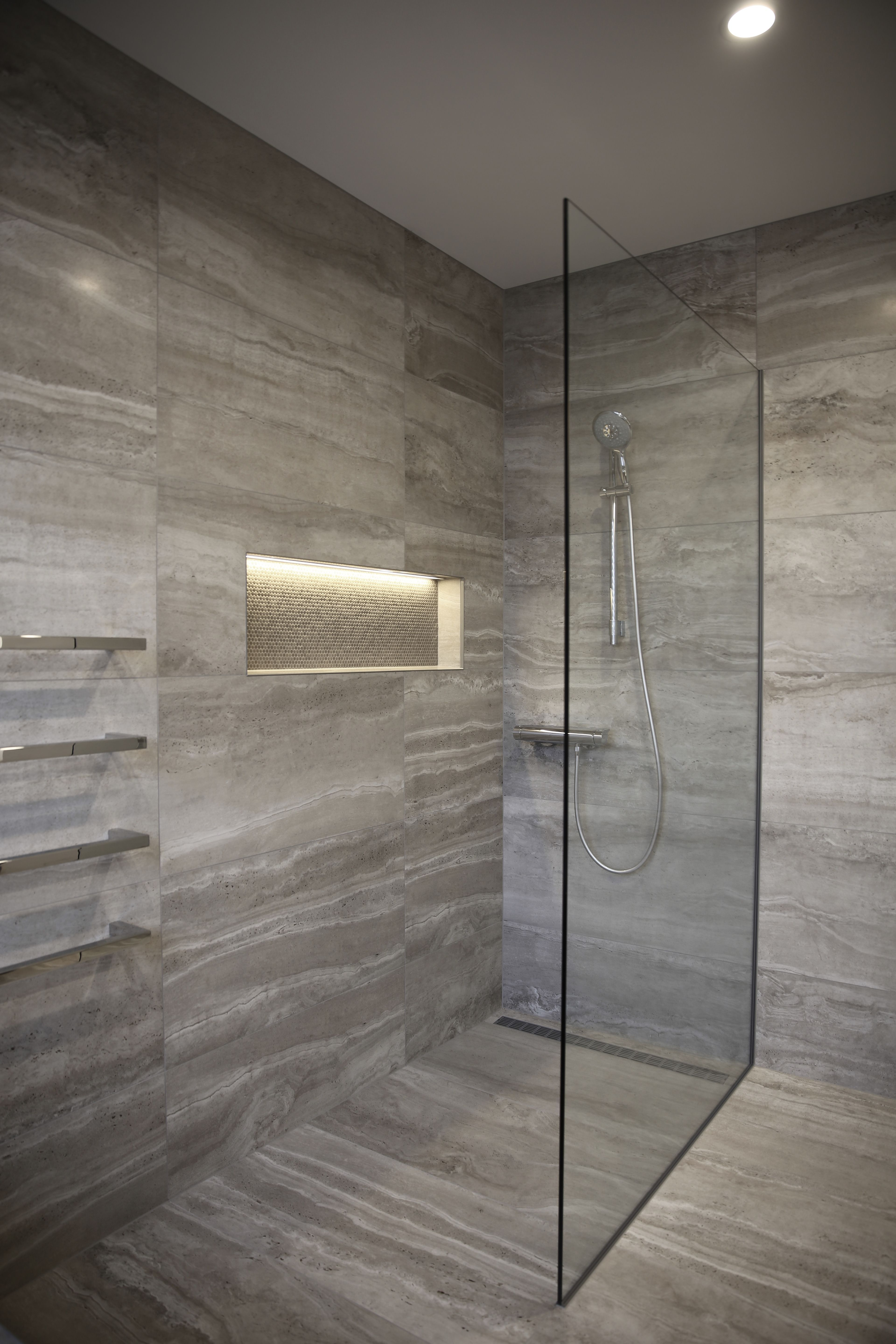Walk In Showers Design Ideas Wet Shower Room Is Getting More Popular Today Apparently It Adds Bathroom Interior Design Bathroom Interior Bathrooms Remodel