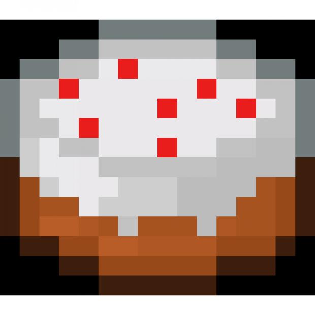 Download Thecakemod Mod 1 13 1 12 2 1 11 2 Adds An Insane Crafting Challenge To Minecraft Minecraft Cake Painting Minecraft Minecraft Pixel Art